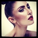 Classic Look- Perfect Motives Red Lip