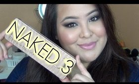 Get Ready With Me | UD Naked 3 Palette