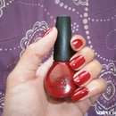 """NOYD: Nicole by OPI """"Challenge Red-Y"""""""