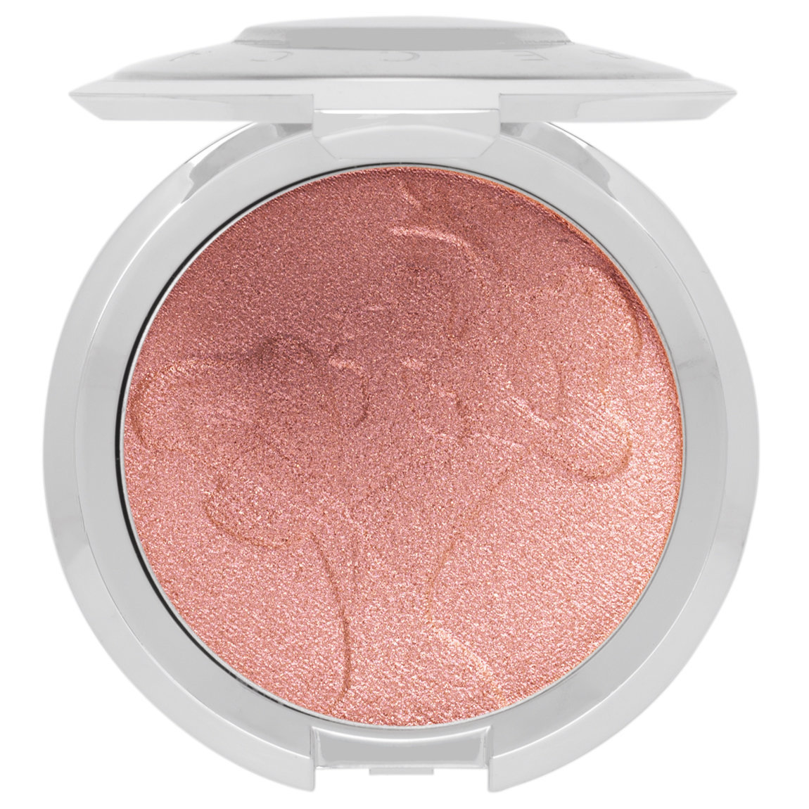 BECCA Shimmering Skin Perfector Pressed Spanish Rose Glow product swatch.
