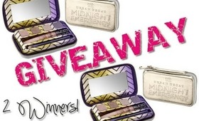 OCTOBER GIVEAWAY: URBAN DECAY & BUTTER LONDON