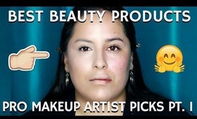 Best Foundations & Concealer & Powders for Photos TV and Film #MondayMakeupChat | mathias4makeup