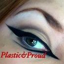Eyeliner love. <3