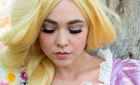 Rapunzel /Tangled make up