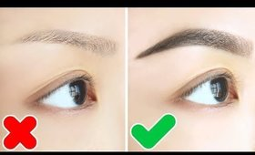 Don't Fill Your Brows Again Until You Try This TRICK!