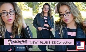 PLUS SIZE: Collab w/ Ashley Nell Tipton & JCPenney