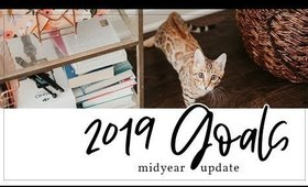 2019 Goals Update | Saving, Cooking at Home, Decluttering