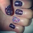 #glitter & flawless Cavair