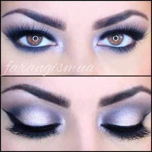 just a close-up look for pixie luxe from house of lashes