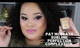 Pat McGrath Foundation, Primer + Powder Tutorial