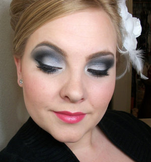 Burlesque Barbie Inspired Look. Oh so Smokey!