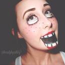 Ventriloquist dummy! 🃏🎲
