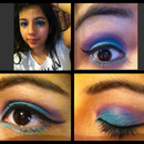 Blues and Purples (: