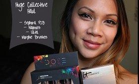 Huge Collective Makeup & Beauty Haul