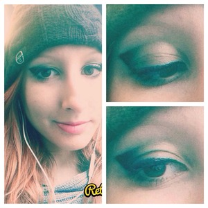 Hi! This is the Lorde's MakeUp Inspired!! I hope you like it!!:) p.s. I'm italian sorry for bad English!!