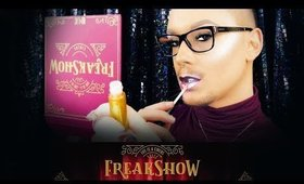 """MULAC """"FREAKSHOW"""" TRY ON UNBOXING + Prime Impressioni"""