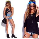 hippy grunge