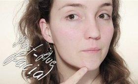 DIY: Post Flu Facial