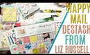 Maggie Holmes Happy Mail Goodies from Liz Russell DESTASH