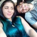 torquoise hair