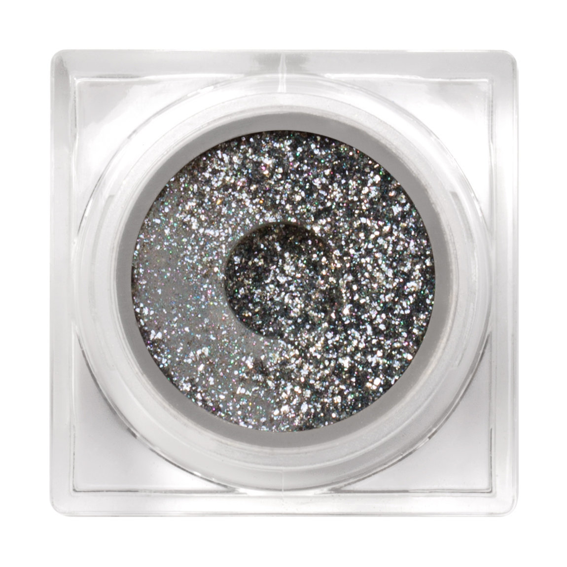 Lit Cosmetics Lit Metals Smolder (Silver) alternative view 1 - product swatch.