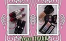 Avon HAUL!!! Lipsticks, Foundation, Pallets