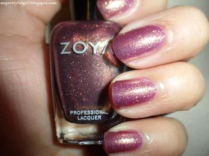 Zoya Professional Lacquer in Faye.