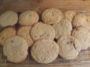 Easy to bake 10 minute cookies - check out the video! :D