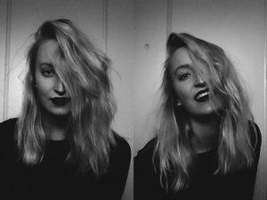 i loveeee dark lips