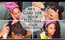 How to Care for Natural Hair in a Protective Style | Crochet Twists/Braids