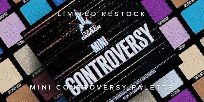 Shop Shane x Jeffree's Mini Controversy Eyeshadow Palette on Beautylish.com