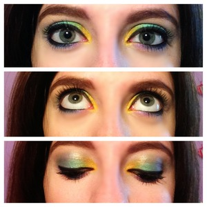 using urban decay deluxe shadow box