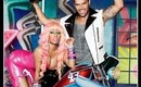 Nicki Minaj MAC Viva Glam Makeup
