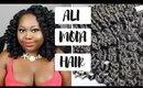 Ali Moda Malaysian Curly Hair: Unboxing | Ali Express