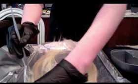 Coloring Hair Extensions