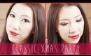Classic Christmas Party Smokey Eye Makeup Routine   Bethni