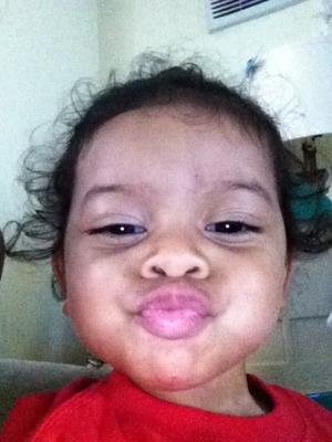My cute baby sister!!!