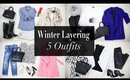 5 Winter Layering Outfit Ideas 2015 | ANNEORSHINE