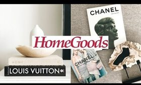 SHOP WITH ME! YOU WONT BELIEVE WHAT I FOUND AT HOMEGOODS | Nastazsa
