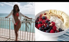 What I Eat in a Day - Quarantine  Edition | Healthy Meal Ideas