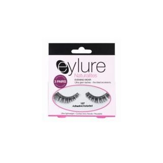 Eylure Naturalites 107 Multi Pack False Eyelashes