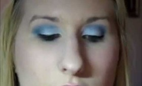 Into the Blue Makeup Tutorial