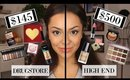 Cheap DRUGSTORE DUPES for High End Makeup! - TrinaDuhra