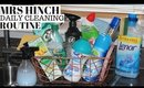 MRS HINCH DAILY CLEANING ROUTINE - MORNING & EVENING