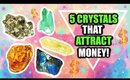 5 CRYSTALS THAT ATTRACT MONEY! │ HOW TO USE POWERFUL STONES TO MANIFEST ABUNDANCE