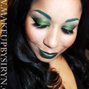 Madame Hydra/Viper Inspired Look