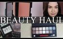 Beauty Haul - Makeup, Skincare, Haircare