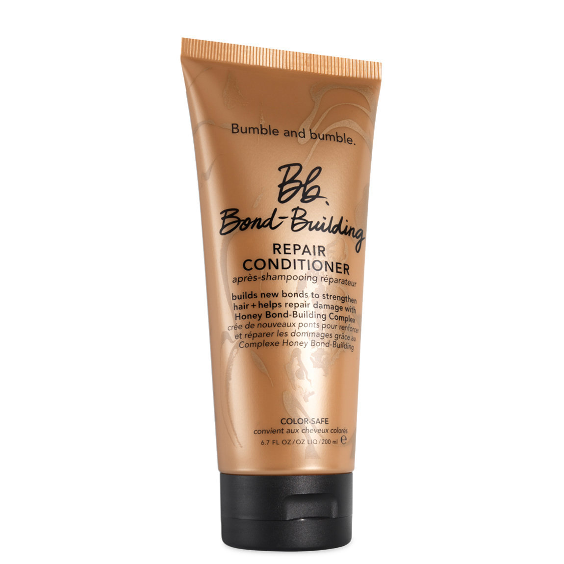 Bumble and bumble. Bb. Bond-Building Repair Conditioner alternative view 1 - product swatch.
