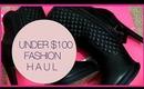 Haul : Under $100 Clothing Haul