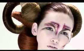 Magazine Makeup by E.J